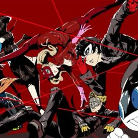 "New Persona 5 ""Sizzle Trailer"" Released"