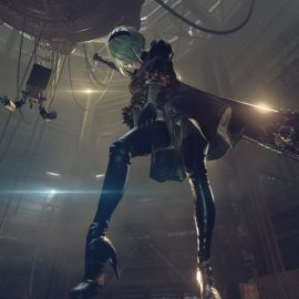 NieR: Automata Gameplay Preview