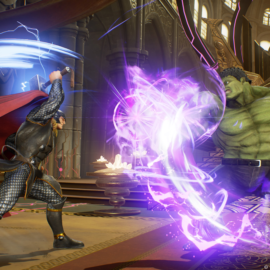 New Marvel Vs. Capcom: Infinite Story Trailer