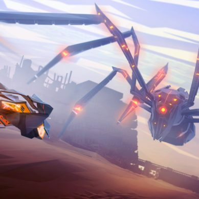 Review   Aaero; addictive pick-up-and-play