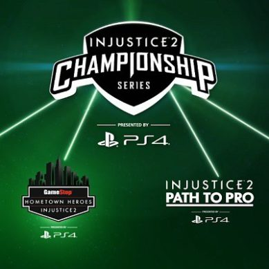 Injustice 2 Championship Series Announced
