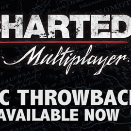 Uncharted 4 Classic Throwback Multiplayer Available Now