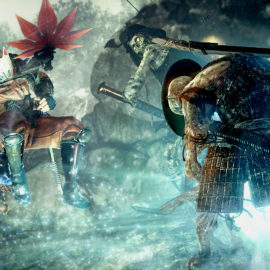 Nioh Defiant Honor DLC on July 25th