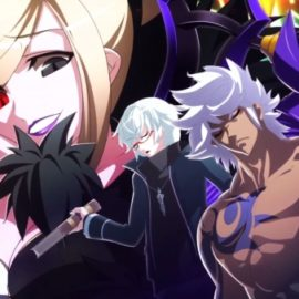 Under Night In-Birth Exe:Late[st] coming late 2017