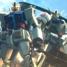 Gundam Versus Game Modes Introduced