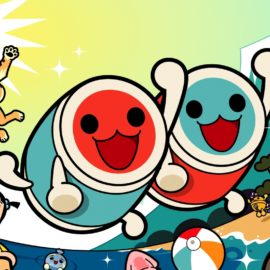Taiko Drum Master: Session de Dodon ga Don! launches October 26 in Japan