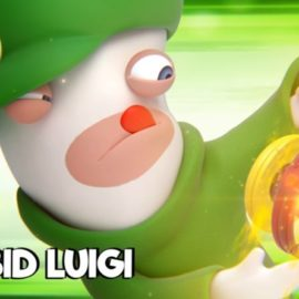 Mario + Rabbids Kingdom Battle | Rabbid Luigi Character Trailer
