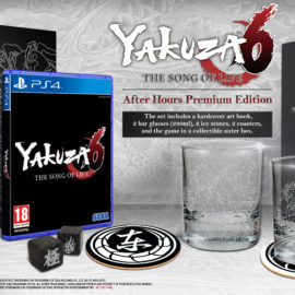Yakuza 6: The Song of Life Coming In March New Trailer