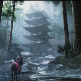 Ghost of Tsushima – PSX 2017 Panel