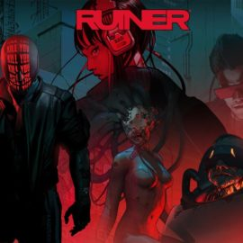 Annihilation Update Available for RUINER