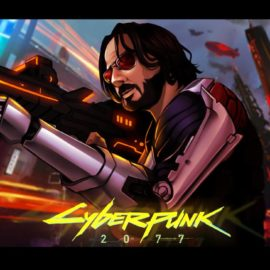 "Cyberpunk 2077 E3 2019; Keanu ""Breathtaking"" Reeves"