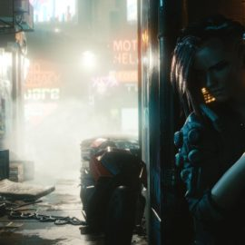 Cyberpunk 2077 GamesCom 2018; this first look was amazing